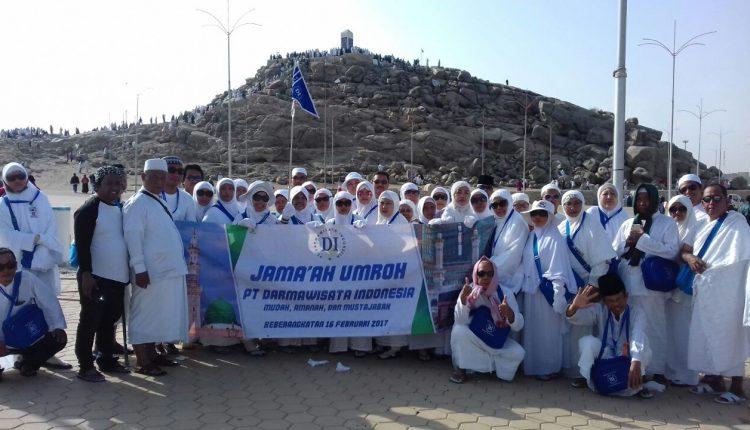 Jamaah Umroh Darmawisata Indonesia