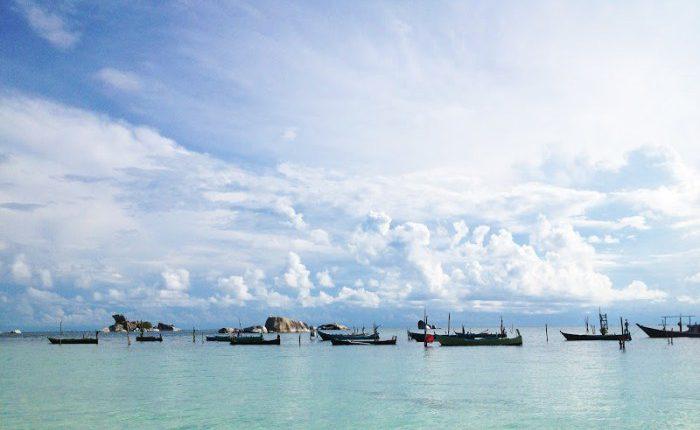 Tanjung Kelayang - Foto oleh jackandjilltravel.com
