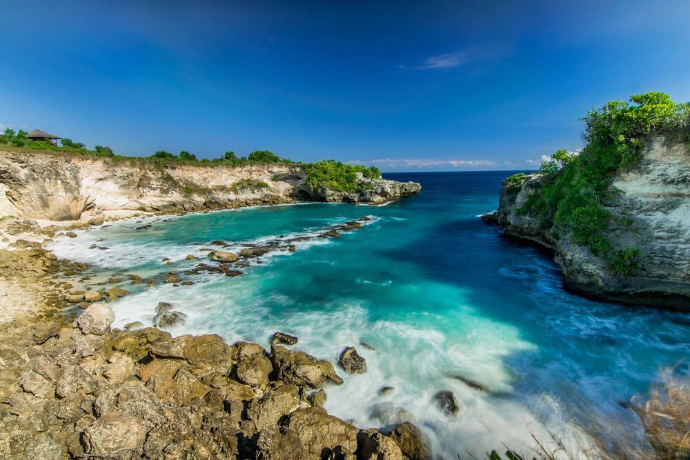 Blue Lagoon Nusa Ceningan Bali