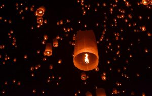 Borobudur Nite: Music, Lantern, & Hope @ Magelang | Central Java | Indonesia