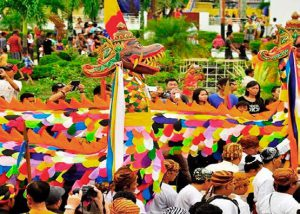 Erau Adat Kutai and International Folk Art Festival @ Kutai | East Kalimantan | Indonesia