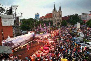 Festival Kota Tua Malang @ Lawang, Malang | East Java | Indonesia