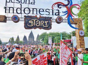 Jogja International Heritage Walk @ Candi Prambanan | Special Region of Yogyakarta | Indonesia