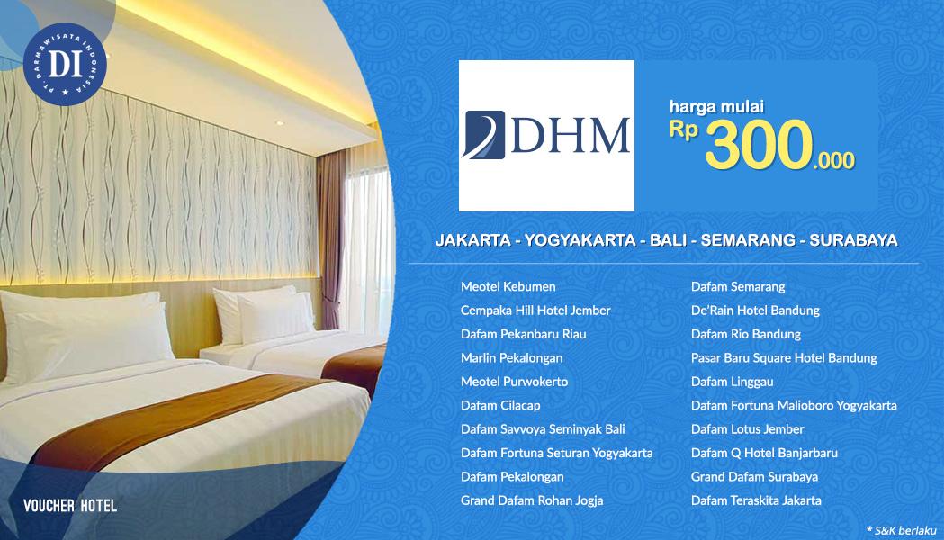 Harga Spesial Dafam Hotel Group Di Darmawisata Indonesia
