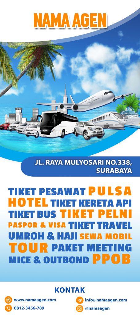 Banner Agen Darmawisata Indonesia