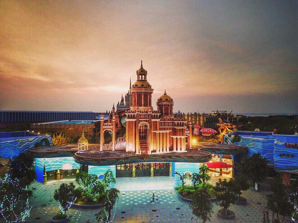Surabaya City Tour 1 Day (Atlantis Land)