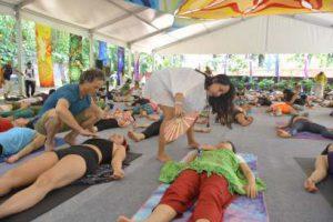 Bali Spirit Festival @ Ubud, Gianyar