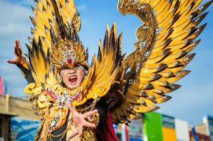 Batam International Culture Carnival @ Kota Batam