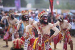 Dieng Culture Festival @ Candi Arjuna - Dieng Plateau Banjarnegara