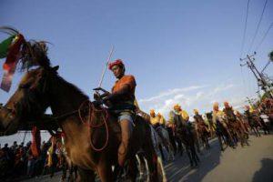 Festival 1001 kuda Sandelwood dan Tenun Ikat @ Kabupaten Sumba Barat Daya, Kabupaten Sumba Barat, Kabupaten Sumba Tengah dan Kabupaten Sumba Timur