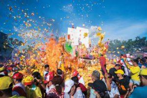 Festival Bakar Tongkang @ Bangansiapiapai, Rokan Hilir