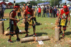Festival Budaya Isen Mulang @ Kota Palangka Raya