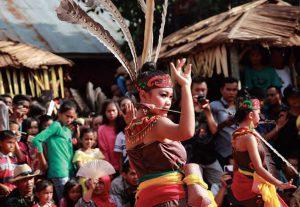 Festival Dayak Meratus @ Kalimantan Selatan