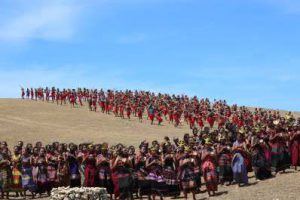 Festival Likurai Timor @ Lokasi Padang Fulan Fehan Kabupaten Belu