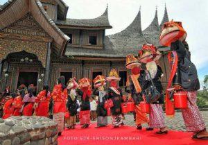 Festival Pesona Budaya Minangkabau @ Kota Batusangkar
