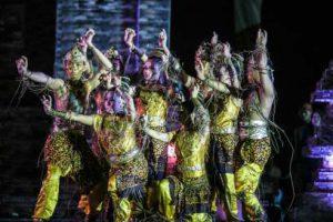 Festival Sriwijaya XXVIII 2019 @ Benteng Kuto Besak - Palembang