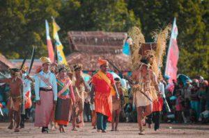 Festival Teluk Jailolo @ Areal Festival Teluk Jailolo, Halmahera Barat