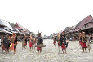 Festival Ya'ahowu @ Gunung Sitoli, Nias