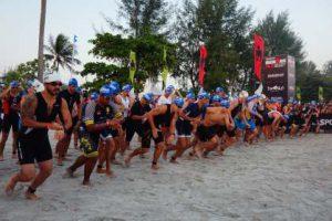 IronMan 70.3 Bintan @ Kabupaten Bintan