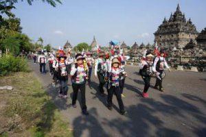 Jogja International Heritage Walk @ Candi Prambanan dan Turi Sleman, Sleman
