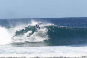 Krui World Surfing League @ Pantai Tanjung Setia, Kabupaten Pesisir Barat