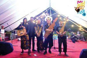 Musik Alam Fest @ Desa Buluh Perindu, Tanjung selor Kabupaten Bulungan