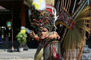 Solo Batik Carnival @ Stadion Sriwedari Benteng Vastenburg, Solo