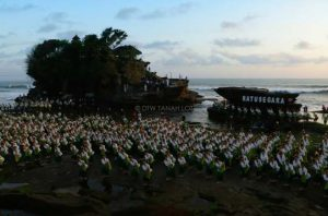 Tanah Lot Arts Festival @ Pantai Tanah Lot, Tabanan