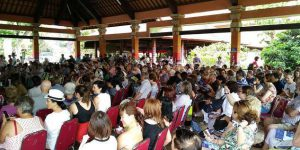 Ubud Writers and Readers Festival @ Ubud, Gianyar
