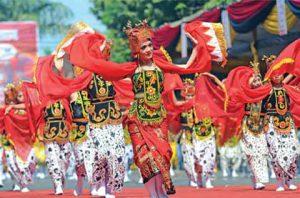 Banyuwangi Ethno Carnival @ Banyuwangi, Jawa Timur