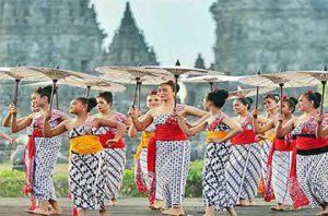 Festival Payung Indonesia @ Jawa Tengah