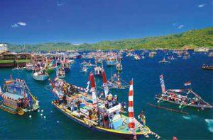 Festival Pesona Selat Lembeh @ Kota Bitung, Sulawesi Utara