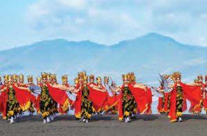 Gandrung Sewu @ Jawa Timur