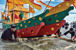 Gelar Adat Budaya Dumut @ Kalimantan Utara