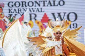 Gorontalo Karnaval Karawo @ Gorontalo