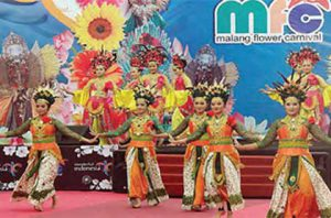 Malang Flower Carnival @ Jawa Timur