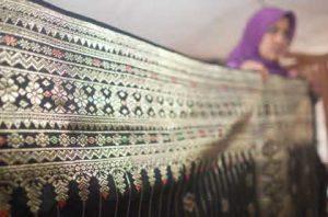 Sawahlunto International Songket Silungkang Carnival @ Sumatera Barat