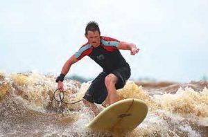 Bono Surfing @ Riau