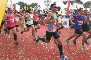 Borobudur Marathon @ Jawa Tengah