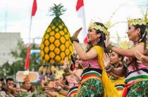 Festival Budaya Isen Mulang @ Kalimantan Tengah