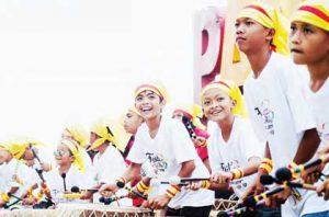 Festival Bumi Rafflesia @ Bengkulu