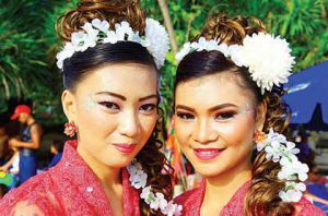 Tomohon International Flower Festival @ Sulawesi Utara