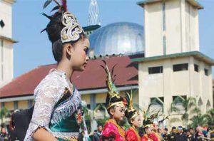 Gebyar Pesona Budaya Garut @ Jawa Barat