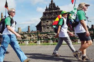 Jogja International Heritage Walk @ DIY Yogyakarta