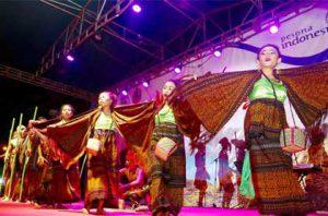 Festival Parade Pesona Kebangsaan @ Nusa Tenggara Timur